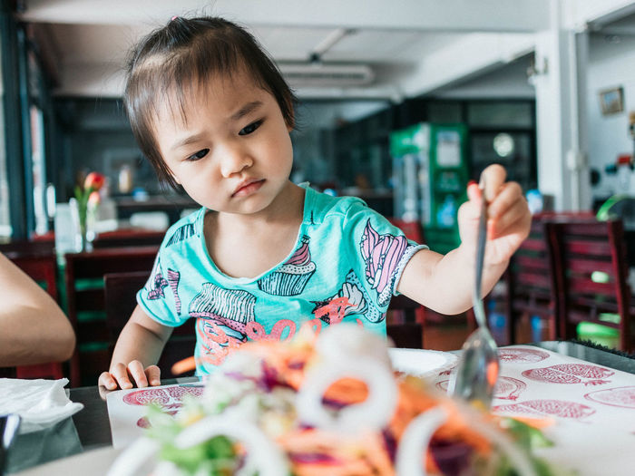 Childhood Day Food Food And Drink Freshness Human Hand Indoors  One Person People Real People Table