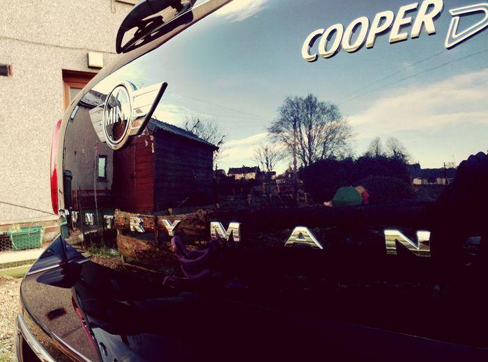 Mini Mini Countryman Cooper D Fullvalet Ape Wax Perthshire Scotland