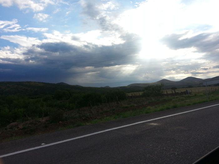 Road Mexico