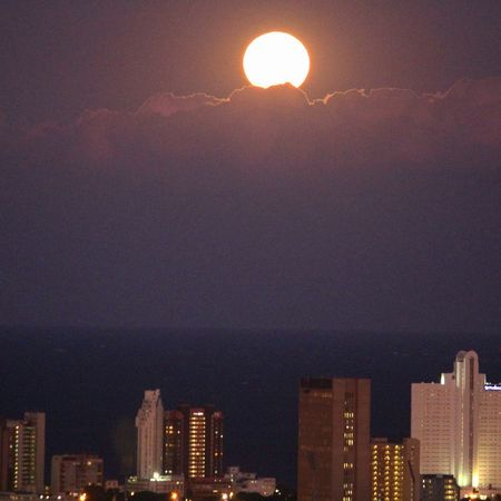 Durban Bluemoon View Night View