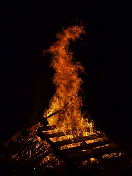 Easter Bonfire