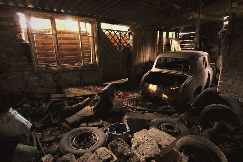 Abandoned Indoors  Destruction Architecture Built Structure No People Day Decay Rusty Damaged Rustinpeace