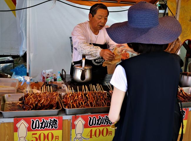 Squid Stall, Hiroshima Flower Festival Hiroshima Flower Festival Buying Buying And Selling Cooking Festival Flower Festival Food Food And Drink Food Stall Food Stand Freshness Japanese Festival Japanese Food Japanese Style Market Market Vendor Men Occupation People Real People Retail  Squid Standing Working Hard イカ焼き The Portraitist - 2017 EyeEm Awards The Street Photographer - 2017 EyeEm Awards Neighborhood Map Visual Feast Sommergefühle EyeEm Selects Small Business Heroes