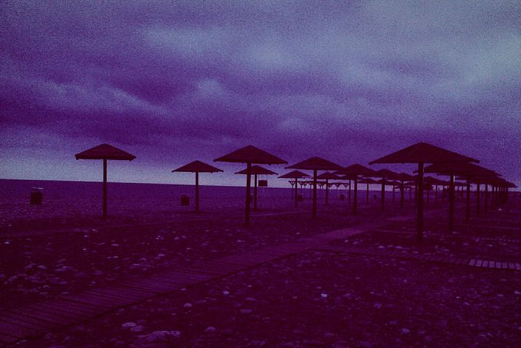 Закат Sea