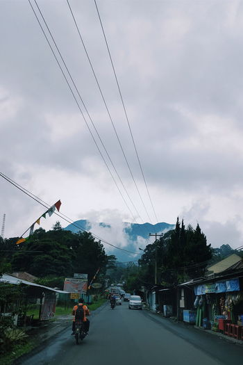 The road to the mountain. Foggy and cloudy mountain. Cisarua Taman Safari Indonesia INDONESIA EyeEm Gallery Eyeem Photography Mobile Photography Clouds And Sky Foggy Day Mountain View Mountains And Sky Nature On Your Doorstep Here Belongs To Me