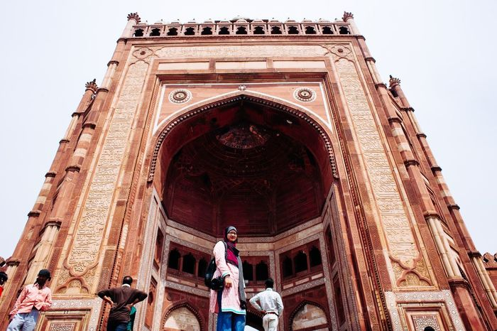 The Adventure Handbook India The Traveler - 2015 EyeEm Awards Fatehpursikri Fatehpur Sikri Travel Photography Amazing Architecture The Architect - 2015 EyeEm Awards