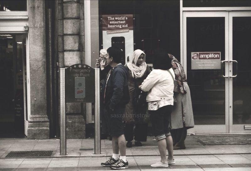 the Dubliners... Randompeople City Life AMPt - Street EyeEm Best Edits
