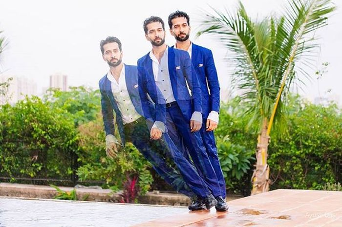 Nakuul Mehta - Splash, by Ayush Das Nakuulmehta Television Indiantelevision Incredibleindia Candid Bluesuit Indiantelevisionactor Bollywood Celebs Televisioncelebrity Indianstars Waterfall Fallingintowater Clothedswimming