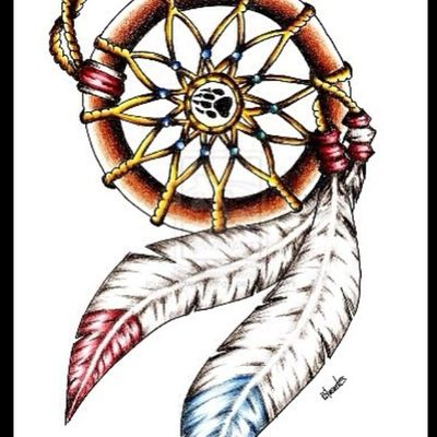 Should I Get This As A Tattoo Cause I Really Want Another Dream Catcher Swag Vote In The Comments Yes Vs No Canada