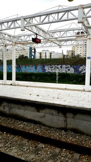 Plataform Train Platform Station Train Station Abandoned Out Of Service