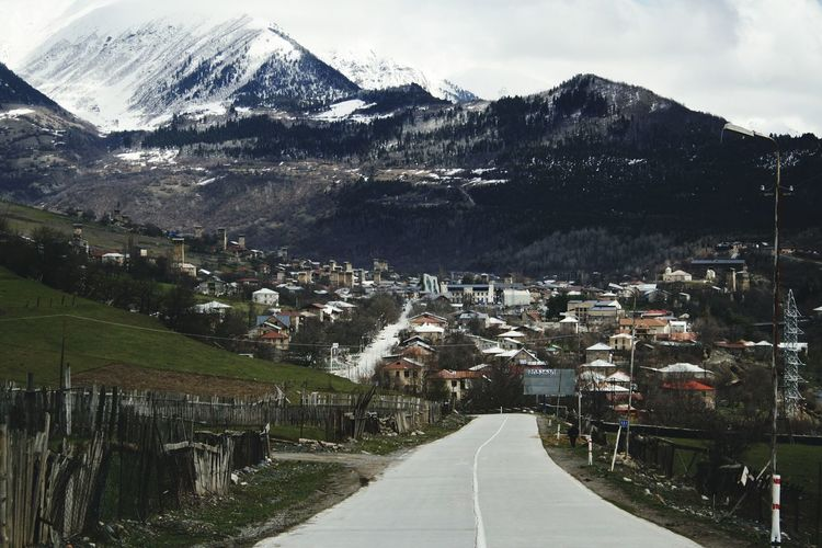 Svaneti Georgia Georgia Mestia