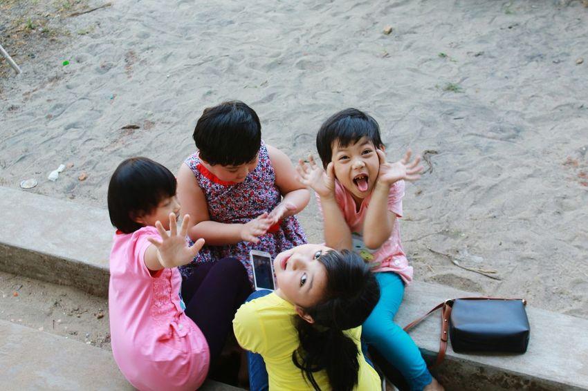 Lieblingsteil Adorable Kids around me! :)