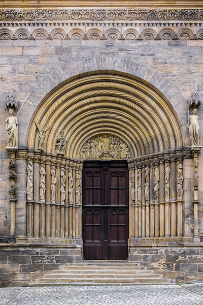 Dom Bamberg Arch Architecture Bamberg  Bavaria Bayern Built Structure Cathedral Day Deutschland Dom Dom Bamberg Franken Germany Medieval No People Oberfranken Old UNESCO World Heritage Site