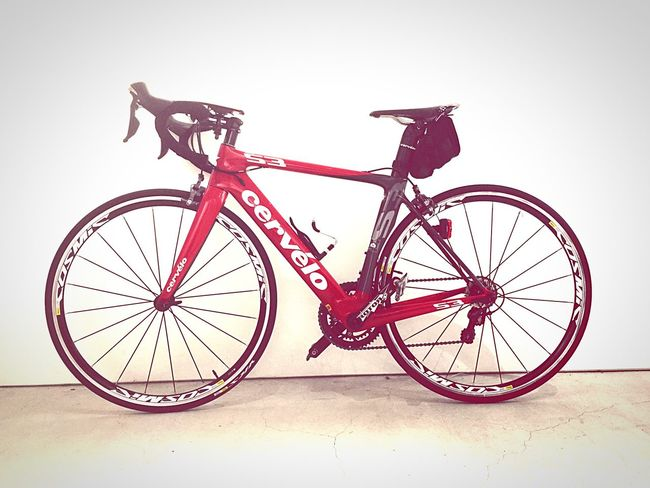 my bike Roadbike Cervelo