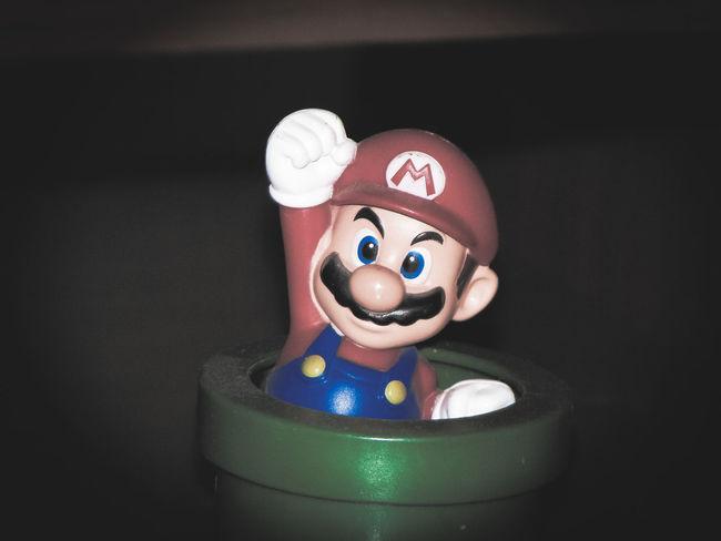 mario MC Brinquedo Close-up Game Indoors  Mario MC McDonald's Toys