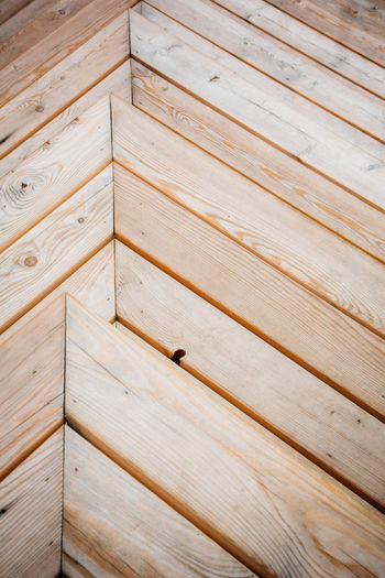 Backgrounds Decking Decking Wood Full Frame Hardwood Floor In Line Lines No People Order Outdoors Plank Selective Focus Wood Wood - Material Wood Paneling Wooden