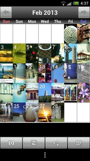 Me he fabricado un calendario de Febrero 2013 Shootermag Movilgrafias All_shots Denia Deniafoto