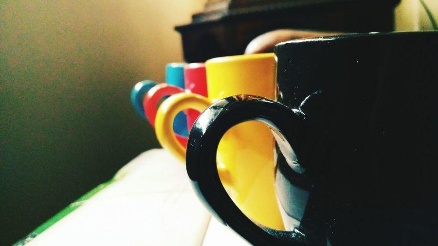 Random click Coffee Cup ☕ Drizzling