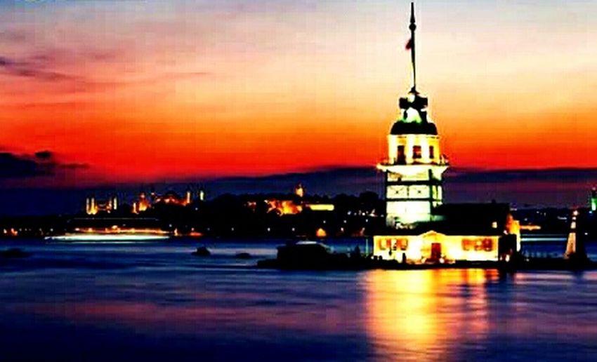İstanbul/Kız Kulesi