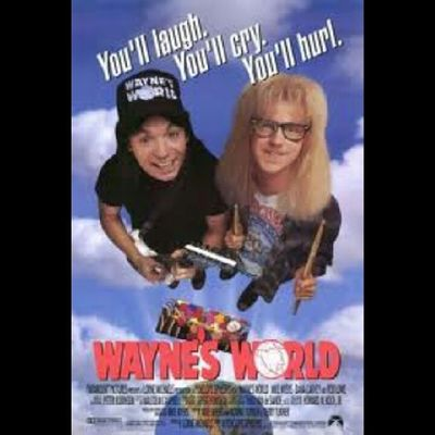 Party Time, Excellent ThrowbavkThursday Waynesworld Sshwing