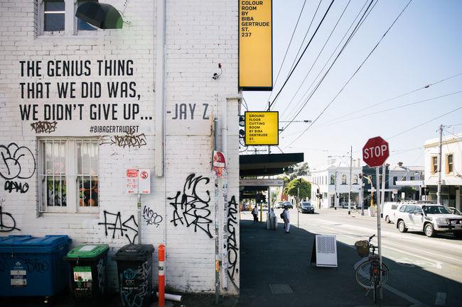 #Australia #melbourne #melbourneculture City Street