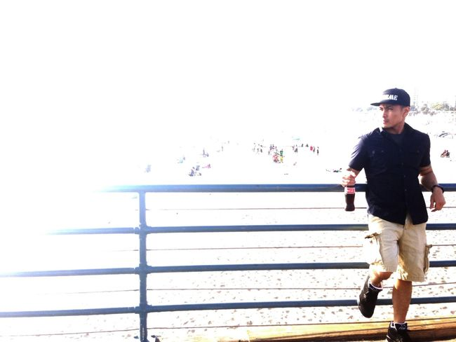 And in Closing [It Never Rains, Los Angeles 2013] Beach IPhoneography Taking Photos Enjoying Life