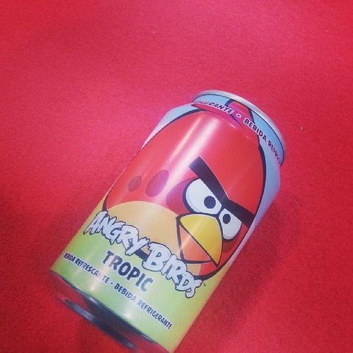 Angrybirds Refresco Nice Cute mwc14 rovio