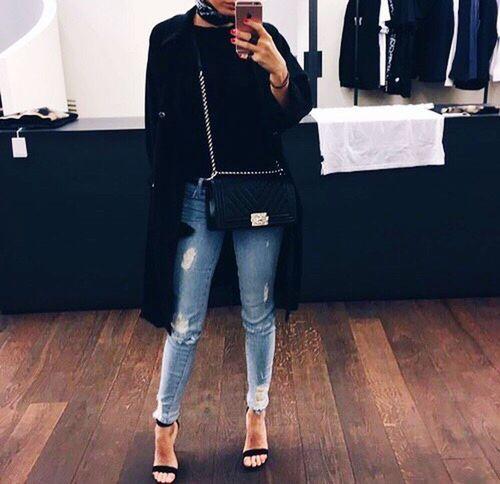 Shopping Talon Fashionista Style Hiver