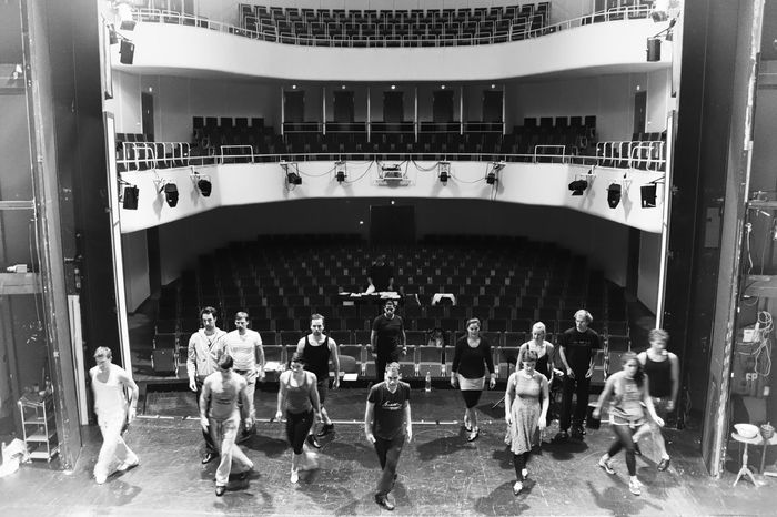 Choreografie Choreographers Choreography Dance Day Ensemble Large Group Of People Musical Rehearsal Stage Stage - Performance Space Stagephotography Theatre Theatre Arts Theatrelife