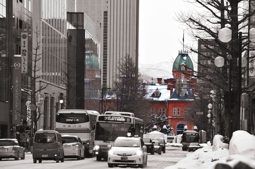 Adapted To The City City Life Building Exterior Snapshots Of Life Wintertime Urban Exploration Urban Photography Architecture Built Structure EyeEm Best Shots Old & New Architecture Selective Color Selective Color Correction