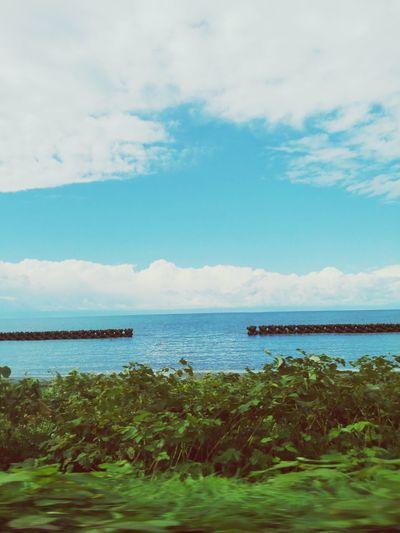 Sea Sky Wakkanai