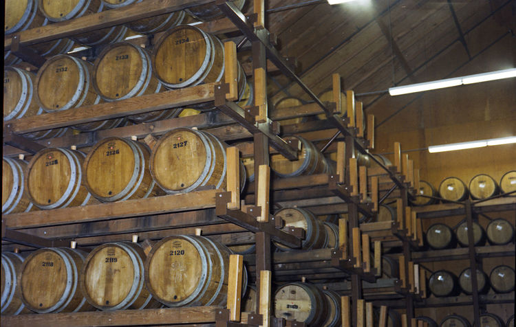 Architectural Feature Barrel Barrels California California Love California Wine Design Low Angle View Napa Valley NapaValley No People No People, No People, Indoors Old Storage Storage Room Warehouse Warehouses Wine Wine Barrels Wine Country Wine Tasting Wineandmore Wineries Winery