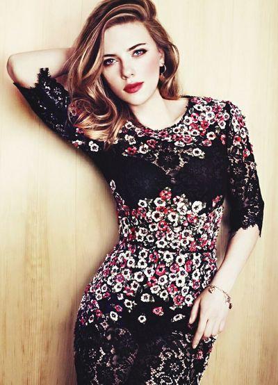 Scarlett Johansson Filterphotography Edit Photoshoot