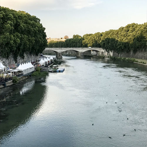 Tiber Roma Rome Rome, Italy Tiber River Architecture Built Structure Eternal City Italy Italy🇮🇹 Outdoors River Sky Tiber Water