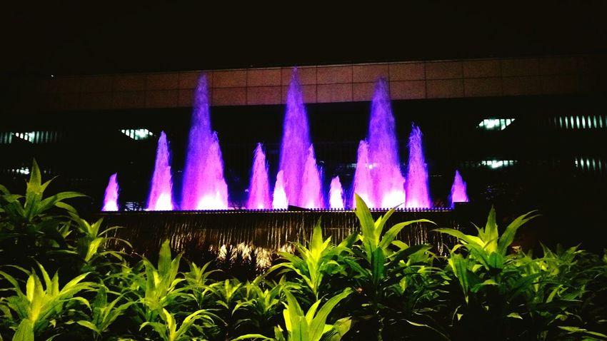 Fountain Mumbaiairport Phoneclick Randomclicks📷