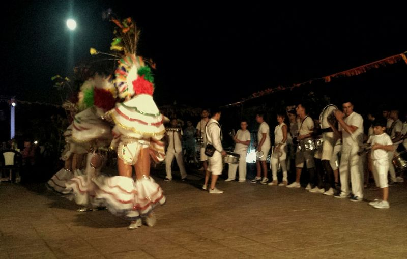 Samba Holiday Party Lanzarote Island By The Full Moon