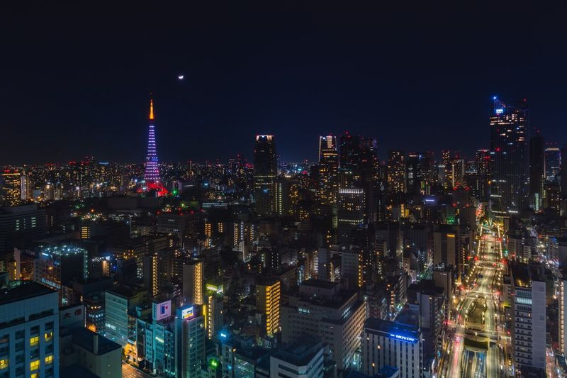 Tokyo Sky Line