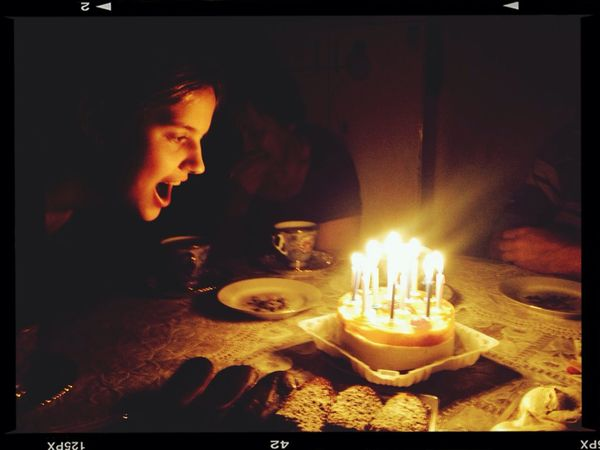 B-day 15 (: Blowing Candles Wish