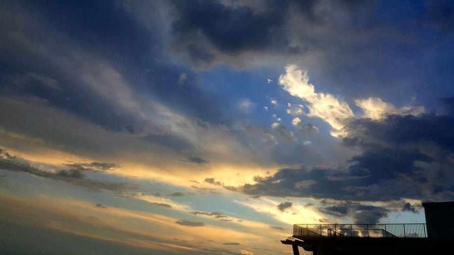 Oil Pump Sunset Backgrounds Silhouette Dramatic Sky Sky Cloud - Sky