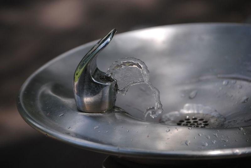 Discovery Green Beverage Close-up Cold Detail Drinking Fountain Focus On Foreground Freshness Liquid Refreshment Selective Focus Water_collection Drinking Water Fountain Quenching My Thirst  Showcase July
