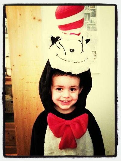 Cat In The Hat : )