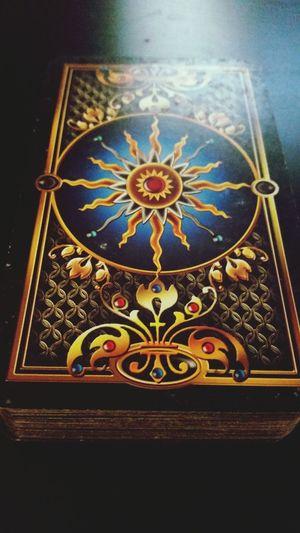My beloved Tarotcards Metaphyical Intricate Tarot