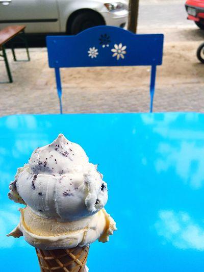 Yummy Ice Cream Turquoise