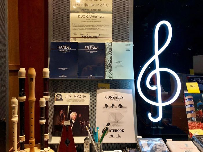 Bach & Gonzales