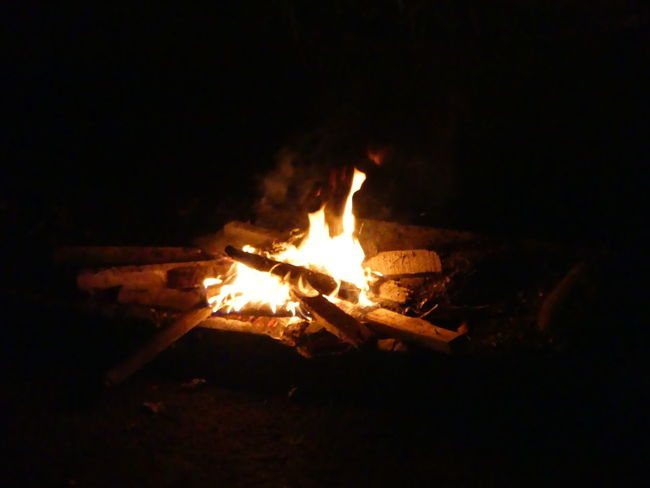 Fire And Flames Burningflame Warmth In The Night Stillness So Deep Is The Night Cold Nights❄️  Glowing In The Dark Light And Shadows PlacesAroundEarth Somewhere I Remember Somewhere In The World Beauty In Nature Outdoors Nature Happening Now