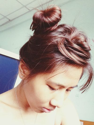 Hair Style Today with Nature face