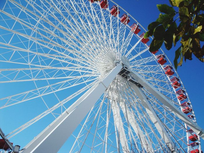 ~ Stay a child, while you can be a child ... ✨? Chicago The Wheel Navy Pier