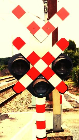 Red Safety Warning Sign Protection Road Sign Guidance No People Transportation Railway Signal Road Day Stoplight Outdoors Close-up EyeEm Best Shots Light Train Station Lighting Equipment EyeEm Diversity Photo♡ Transportation Photography Is My Escape From Reality! Relax Belgium♡ Undergroundphotography
