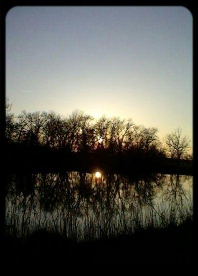 Hanging Out River Sunset Nature Beautiful Happy Landscape Taking Photos Enjoying Life Park Adventure