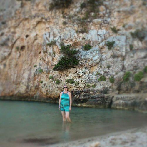 Summer14 Sea Voidokoilia Voidokoilia_beach